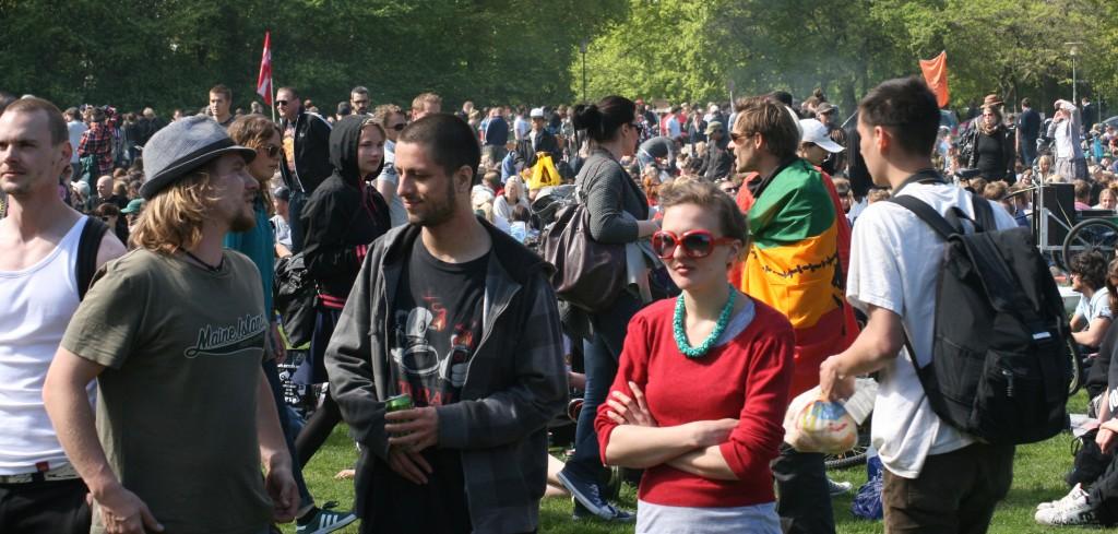 Anti-Faschist May Day - Foto: Jakob Neerbek