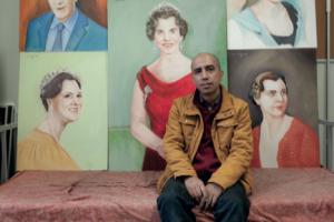 Mohammad Shoja portrait