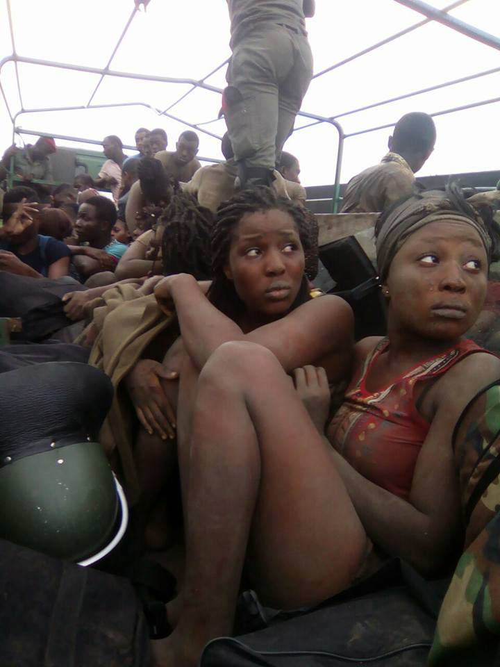 Cameroonian students arrested